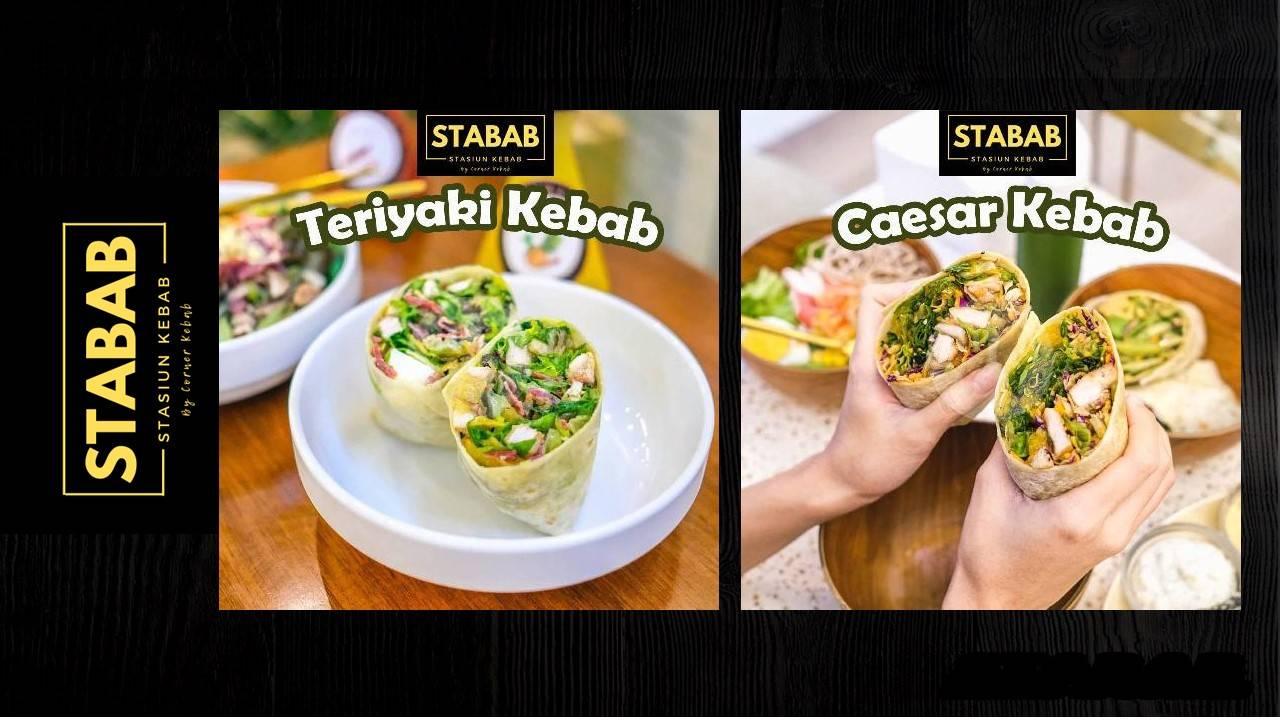 menu franchise kebab sehat stabab