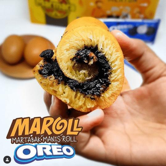 martabak manis roll marmara