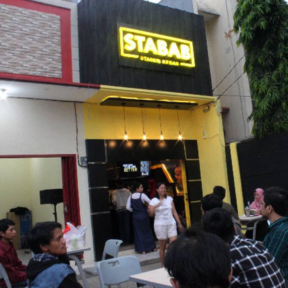 franchise cafe kebab stasiun kebab