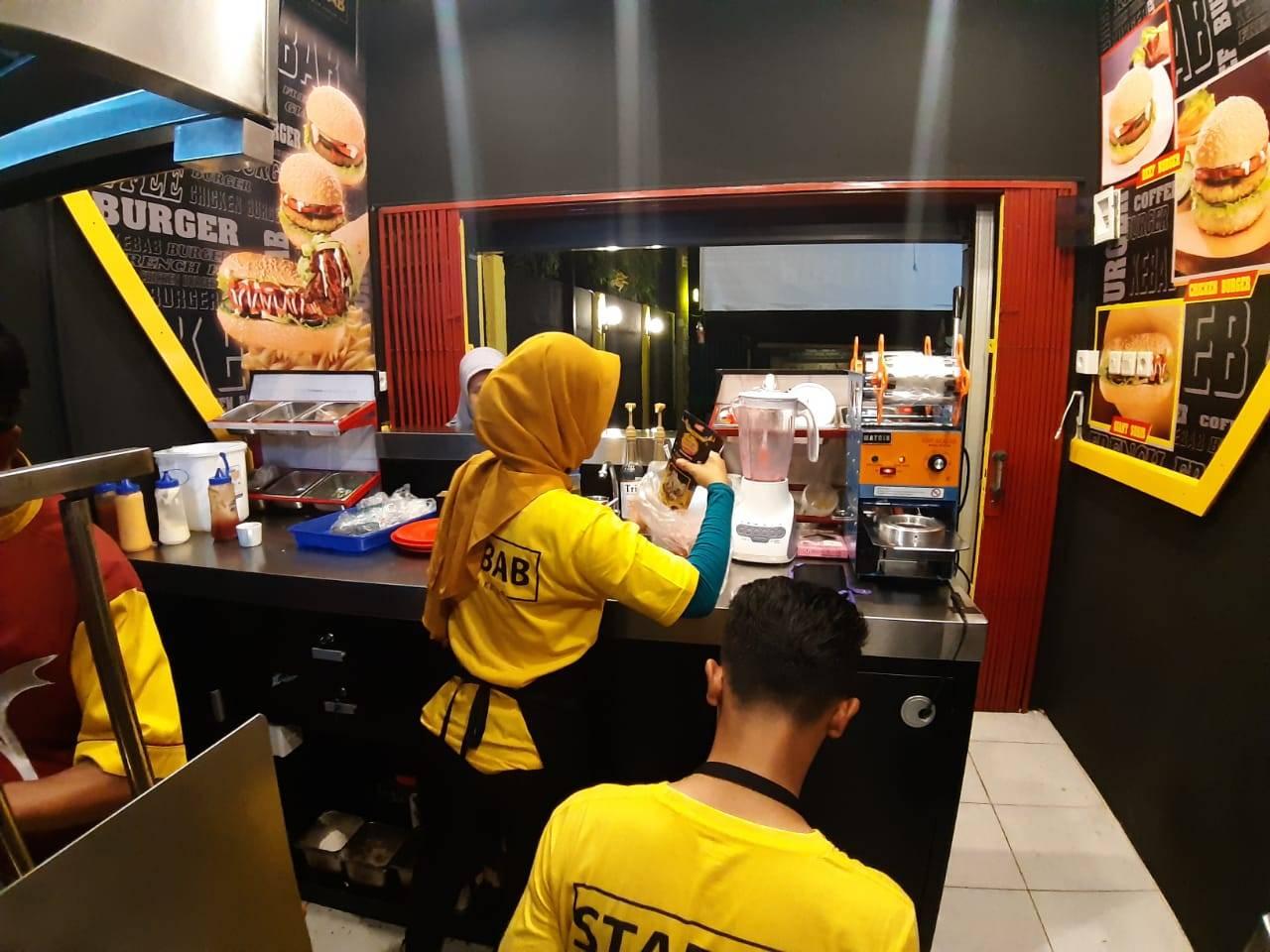 franchise makanan stabab ramai
