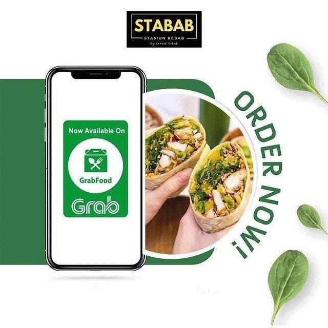 order stabab grabfood