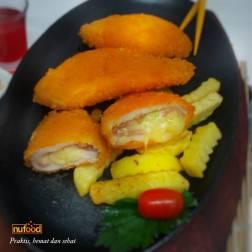 nu food chicken cordon blue