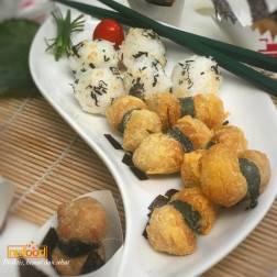 nu food friedchicken nori